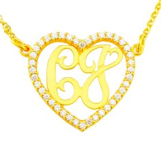 Mono201 Yellow gold plated Sterling Silver 7/8size by SilverNStyle, $149.99