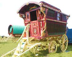 another gypsy wagon