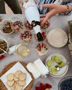 Party, Food, Mise En Place, Essen, Parties, Meals, Yemek, Eten