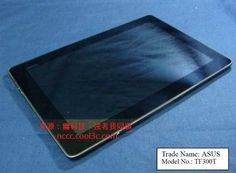 Asus Transformer TF300T: Specs leaked