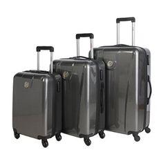 8f4659c2f4f52 Valigia Sparco grey Accessori - SET GILLES - NOSIZE Borse Da Viaggio