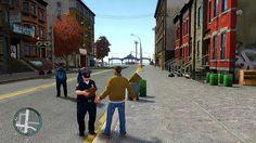 GTA IV Ticket Fixed - Fuck The Police
