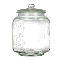 DULTON ONLINE SHOP | GLASS COOKIE JAR: キッチン/ダイニング 7l