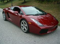 2005 Lamborghini Gallardo - 2005 LAMBORGHINI GALLARDO
