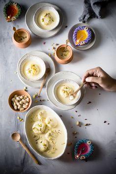 Indian Desserts, Indian Sweets, Sweet Desserts, Indian Food Recipes, Mini Desserts, Food Photography Styling, Life Photography, Food Styling, Indian Ice Cream