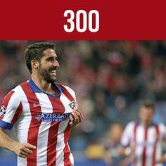 ¡Enhorabuena a Raúl García que ha jugado hoy su partido 300 con la rojiblanca!  -  Congratulations to Raúl García for playing his 300th match with the Red and White! #ElcheAtleti #Atleti #Atlético #AtletiMadrid #AtléticoMadrid #AtletiDeMadrid #AtléticoDeMadrid #DelAtletiSoy #IAmAtleti #AupaAtleti #GoAtleti #AúpaAtleti