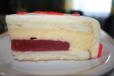 Ticino torta-presjek