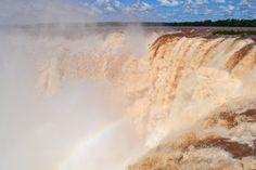 Водопады Игуасу # 1   tema-travel