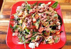 Kahumana Organic Farm Salads @hiblend 🤙