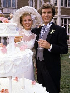 NINA & CLIFF The 1980 union of AMC supercouple Cliff Warner (Peter Bergman) and Nina Cortlandt (Taylor Miller) – their first of four marriages to each other – was one of the soap's most-watched and extravagantly produced weddings.