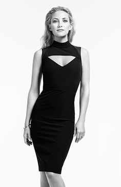Rita goes to work for Gregor Kate Hudson, Dress First, Lbd, Dresses For Work, Sexy, Black, Google Search, Style, Fashion