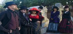 Haunted San Diego Ghost Tour Hosts