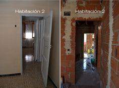Reformando una vivienda de más de 60 años