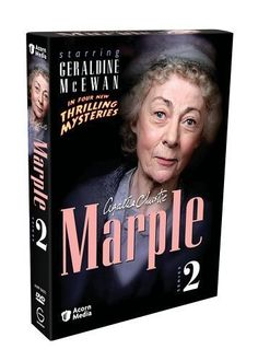 Agatha Christie Marple: The Moving Finger 0000