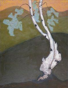 Milton Avery (1885 – 1965) was an American modern painter