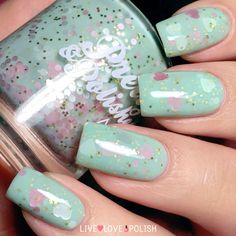 My Best Invest-mint by Pretty & Polished