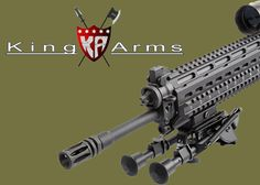 King Arms Spring Eject Bipod Ver. 2