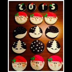 Yeni yıl kurabiyeleri