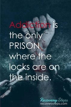 Many people struggling with drug addiction think that recovery is nearly impossible for them. They've heard the horror stories of painful withdrawal symptoms, they can't imagine life without drugs, and they can't fathom actually being able to get. Addiction Recovery Quotes, Sobriety Quotes, Requiem For A Dream, Recovering Addict, Nicotine Addiction, Celebrate Recovery, Sober Life, Relapse, Messages