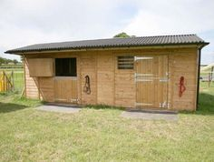 Mobile Field Shelters - Mobile Stables (Conversion Kits) - Equestrian buildings - Horse Stables