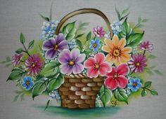 Artesanato Pintura em Tecido (13)