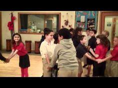 "3rd Grade Music-Singing Game "" Mulberry Bush"" (Fairmont Anaheim Hills Campus) - YouTube"