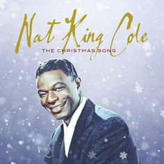 """nat king cole Christmas album covers 