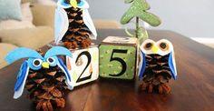 Cute owls to decorat
