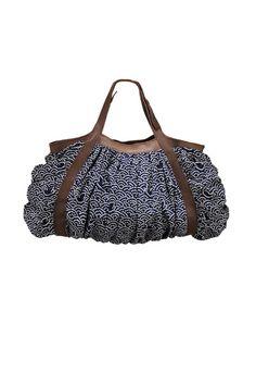 un sac fourre tout pratique et joli pour l'été!