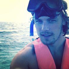 Shameless aquatic selfie (life vest included)