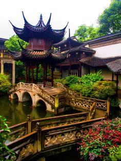 Hu Mansion in Hangzhou, China