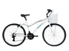Bicicleta Mormaii Beach Way Pro Aro 26 21 Marchas - Câmbio Shimano Quadro de Alumínio