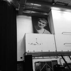 Hello Rudolf Nureyev. Covent Garden back stage . #rudolfnureyev #ballet #coventgarden #london #performance #backstage #bolshoiballet #bolshoitheatre