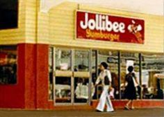 Jollibee Yumburger back in 1970 Philippines Culture, Manila Philippines, Retro Pictures, Retro Pics, Old Photos, Vintage Photos, Jollibee, Filipino Culture, Colorized Photos