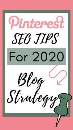 Looking for the top Pinterest Strategy for bloggers in 2020?  If you want to increase our daily impressions and click through rates then this video guide will talk you through Pinterest Keyword Research, how to SEO optimize your profile name, your Pinterest boards and your pin descriptions. A useful blogger Pinterest strategy for 2020. Email Marketing Campaign, Social Media Marketing, What Is Search Engine, Seo Tutorial, Twitter S, Seo Strategy, Social Media Channels, Make Money Blogging, Pinterest Marketing