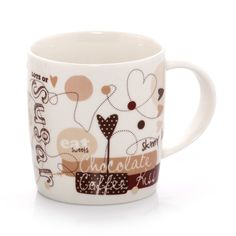 and this one too~ Sweets, Chocolate, Mugs, Tableware, Dinnerware, Good Stocking Stuffers, Candy, Chocolates, Tablewares
