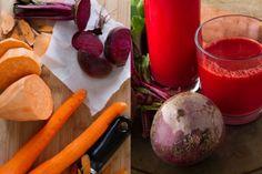 Cum sa folosesti sfecla rosie astfel incat sa iti vindeci ficatul
