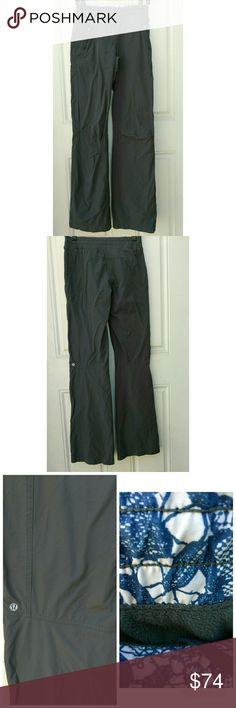 Lululemon Fleece Lined Pants Very good condition. Smoke Free Home lululemon athletica Pants Track Pants & Joggers