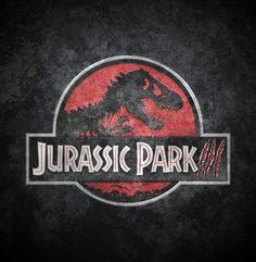 Revised Jurassic Park 3 logo for the blu-ray release. Jurassic Park 3, Jurassic World, 3 Logo, Life, Jurassic Park, Parks
