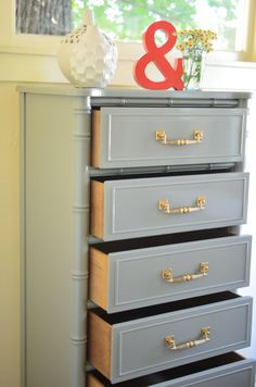 Brand New Custom Made to Order High Gloss Chinoiserie Bamboo Asian Dresser Lacquer Chest