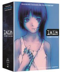 Serial Experiments Lain: Complete Series (Blu-ray/DVD Combo) damn I love this show Sci Fi Anime, Anime Manga, Anime Art, Serial Experiments Lain, Dystopian Future, Getting Back Together, Dvd Blu Ray, Holiday Wishes, Movies And Tv Shows