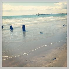 West Wittering beach, Sussex UK