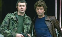 The Professionals staring Gordon Jackson as Cowley, Martin Shaw as Doyle and Lewis Collins as Bodie! Description from aminoapps.com. I searched for this on bing.com/images
