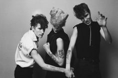 Stray Cats Stray Cats, Stray Cat Strut, Big Sandy, Music Stuff, Cool Bands, Rockabilly, Musicians, Rollers, Orchestra