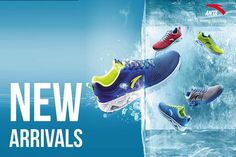 New Arrivals @antanepal  BUY 2 GET 1 FREE Hurrryyyyy!  #runningshoes #trainingshoes #anta #nepal #newarrivals