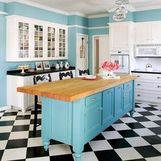 10 Clever Ways To Use Stock Kitchen Cabinets (throughout The House)