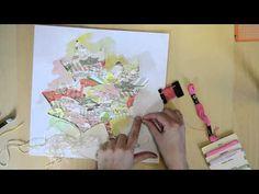 Using digital die cuts - tutorial with Paige Evans @studio_calico