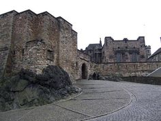 Edinburgh Castle - LOVED IT! Loved the city. Would go there if I could RIGHT NOW