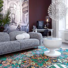 L'afrique Carpet, Moooi