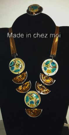 Made in chez moi Nescafe, Alex And Ani Charms, Diy And Crafts, Projects To Try, Creations, How To Make, Jewelry, Necklaces, Espresso Coffee